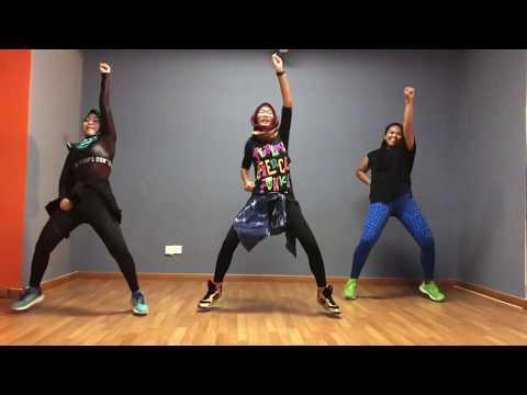 Todo El Mundo | Choreography by Zumba® Fitness | ZUMBA FITNESSwith Zin Hanim