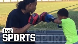 Video 8-Year-Old Boxer Nijee 'The Future' Calls Out 9-Year-Old Twin Brothers for Fight | TMZ Sports download MP3, 3GP, MP4, WEBM, AVI, FLV Juli 2018