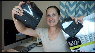 DIY - Protect Your Louis Vuitton Wallet