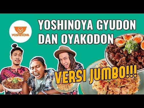 Bikin GYUDON ala Yoshinoya di PASAR!??