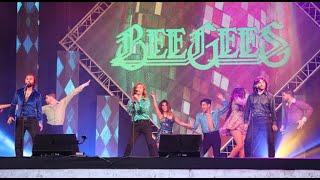 Los Bee Gees cantaron