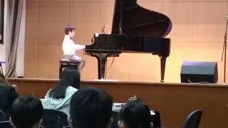 中國音樂學院評分賽 HKSMF 71st2019 Class 116 Grade 5