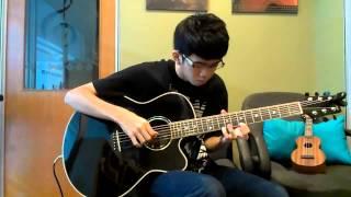 悄悄告诉你 - 电影 『被偷走的那五年』主题曲吉他独奏 - Kelvin lee
