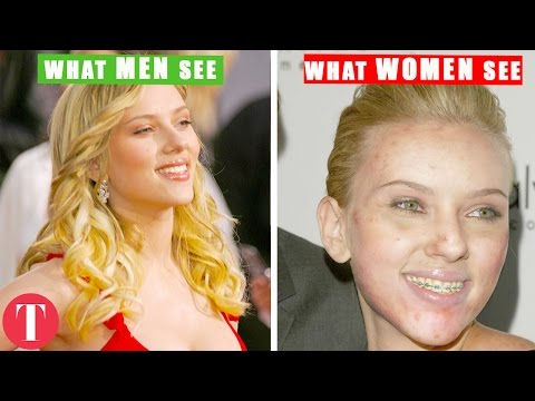 10 Female Celebs Only MEN Find Hot