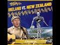 🇮🇪 Ireland  vs. New Zealand 🇭🇲 - Gift Grub