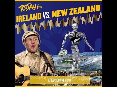 🇮🇪 Ireland  vs. New Zealand 🇭🇲 - Gift Grub Mp3