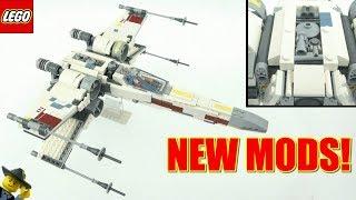 LEGO X-WING MODIFICATION TUTORIAL 2018!