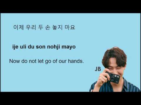 JJ Project- Coming Home lyric video (HAN|ROM|ENG) color coded