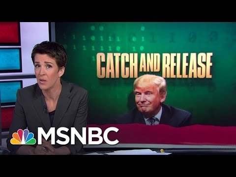 Russian Hackers Add Intrigue To US Election | Rachel Maddow | MSNBC