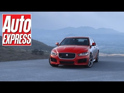New Jaguar XE is here! Full details - Auto Express