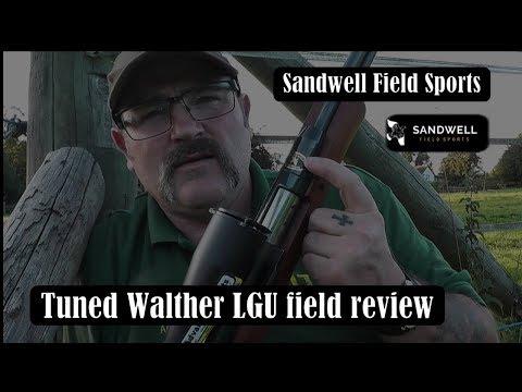 The tuned Sandwell Field Sports Walther LGU field review (HD)