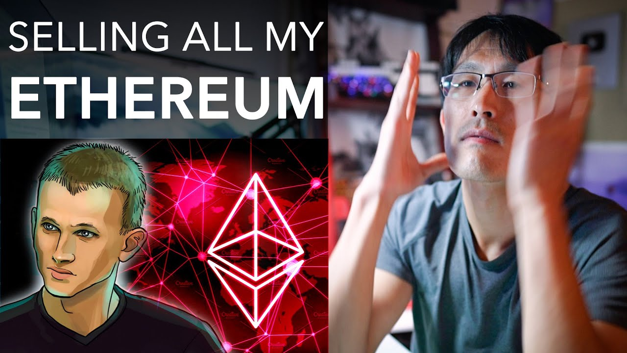 SELLING ALL MY ETHEREUM - My Problem With Ethereum (as a millionaire)