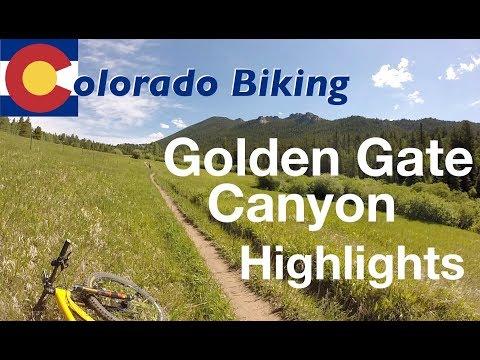 Highlights | Mountain Biking Golden Gate Canyon State Park