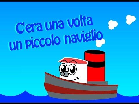 C'era una volta un piccolo naviglio : Filastrocche per bambini