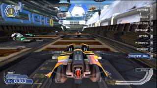 Wipeout HD - Elite AI My Arse - Perfect Meltdown