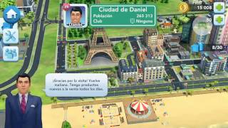 SimCity Build It, ThamiCity | 01, Nueva serie | Empezamos con ThamiCity