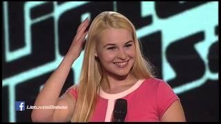 Ema Aukščenytė - Ten, kur svajoji (LB#4 AKLOSIOS PERKLAUSOS)