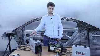 видео MIG-сварка на современном оборудовании