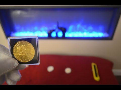 Bullion Unboxing 2013 Gold Philharmonics and 2012 SIlver Pan