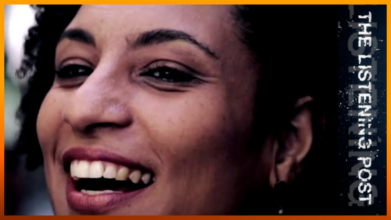 🇧🇷 Murder in Rio: Marielle Franco and Brazil's media divide | The Listening Post (Lead)