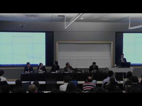 2017 MIchigan China Forum Panel: China Economic and Future
