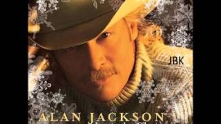 Watch Alan Jackson Away In A Manger video