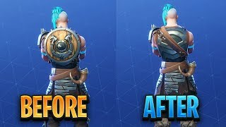 Fix Bug Fortnite BACKPACK ITA