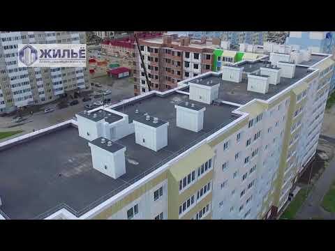 Новостройка в Нефтеюганске, 15 микрорайон