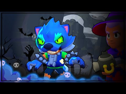 WEREWOLF LEON!! - Dangerous Gameplay + WEREWOLF LEON or WITCH SHELLY SKIN GIVEAWAY!! - Brawl Stars