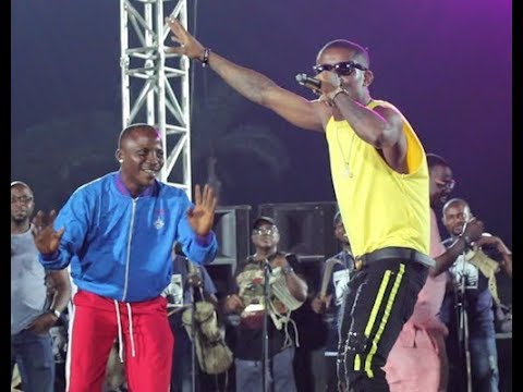 Too Talented! See Small Doctor Singing Fuji Music As Pasuma called Him OLE