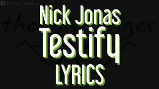 Play Testify (Bonus Track)