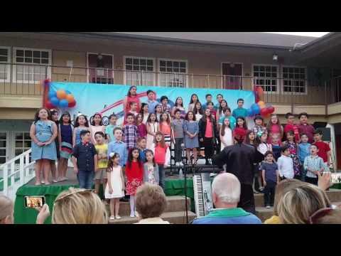 You raise me up - Sahag Mesrob Armenian Christian School