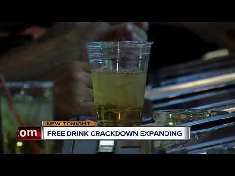 Comped Drink Monitoring System Spreading To Local Casinos In Las Vegas