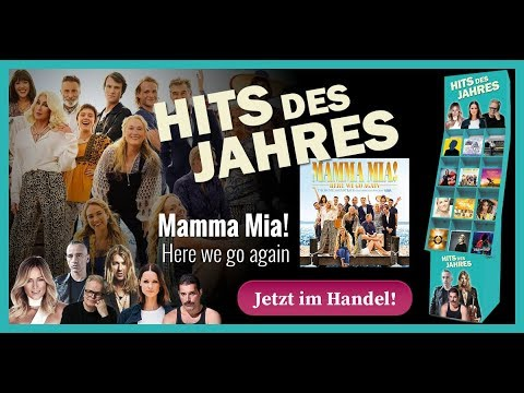 Mamma Mia Here We Go Again (official Soundtrack)