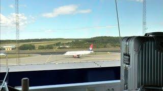 Отель с видом на взлётную полосу прямо в авиавышке: опыт Швеции