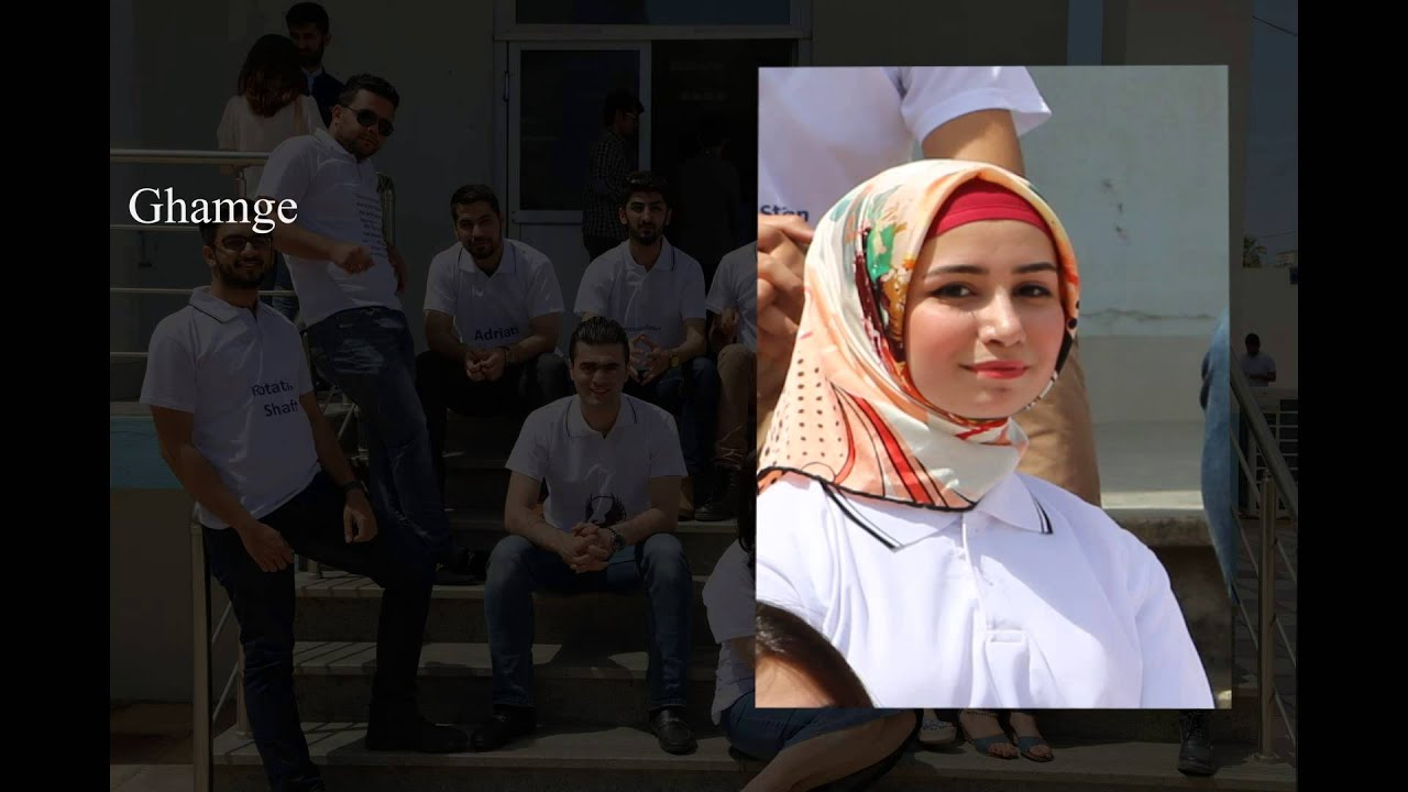 WRE - 2014-2015 Graduates - University of Kurdistan - Hawler