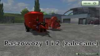 Farming Simulator 2013-Karmienie krów-Poradnik