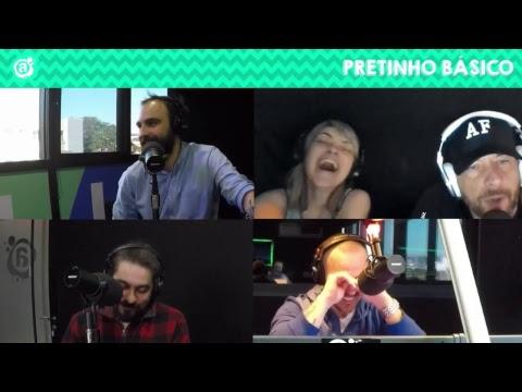 Pretinho Básico das 13hs AO VIVO - 25/05