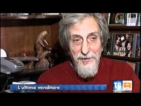 Emilio Paolo Taormina, ultimo sopravvissuto negozio di dischi palermo