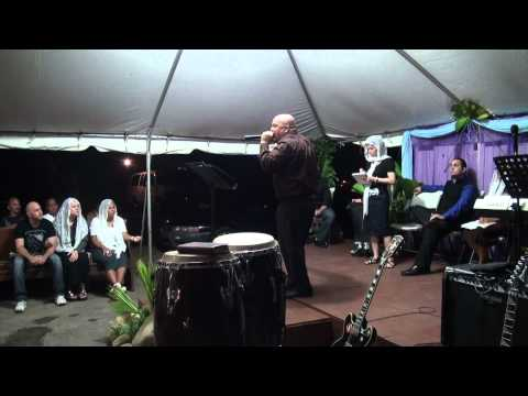 "Primera Iglesia de Dios Fajardo ""Predicacion"" 9/15/12"