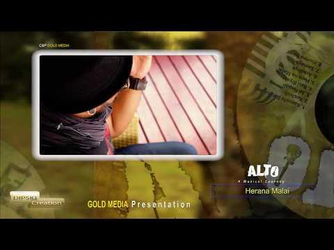 Herana Malai Music video  promo by Alto band