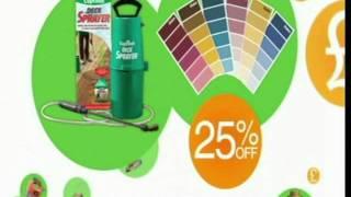 homebase easter sale advert