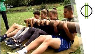 Göcseji Harci Túra - honvédelmi vetélkedő középiskolásoknak