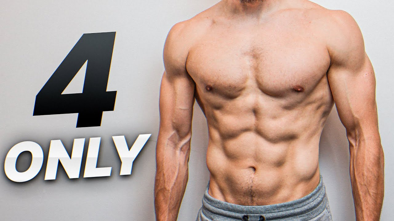 The Only 4 Home Exercises You Need