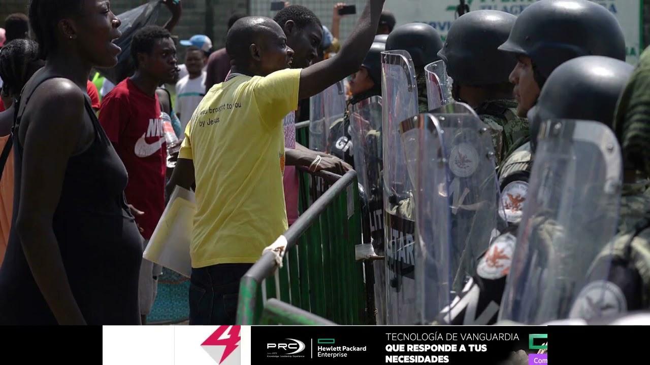 Download Estados Unidos Está En Alerta Por nueva Caravana  de 6 Mil Migrantes viene de centroamerica
