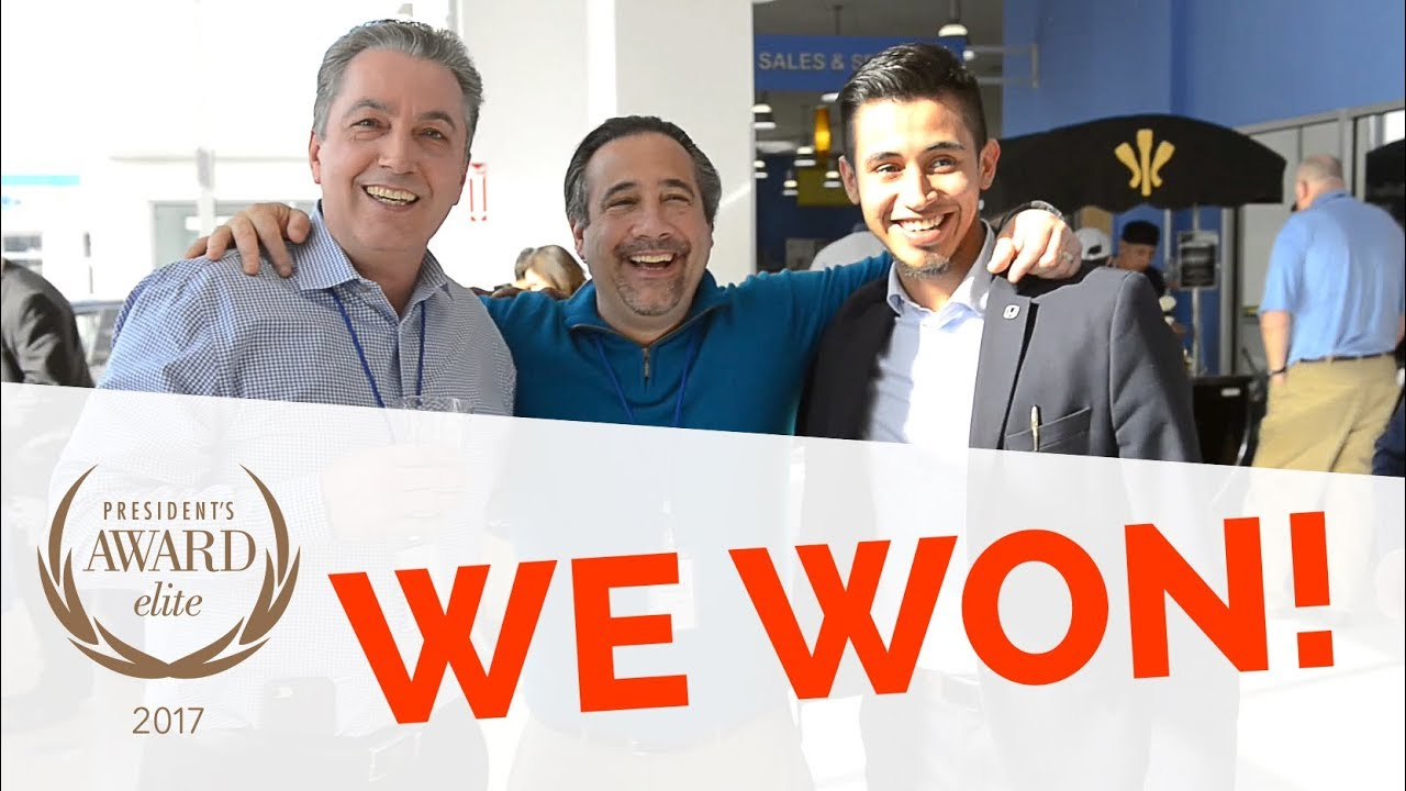 WE WON The Honda Presidentu0027s Award Elite! Planet Honda