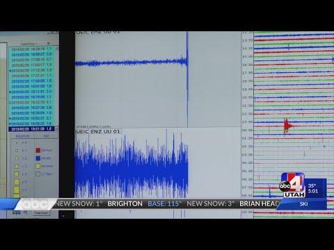 BLUFFDALE EARTHQUAKE