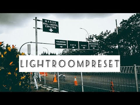 SIMPLE AND EASY! ADD PRESET IN LIGHTROOM MOBILE // FREE PRESET!