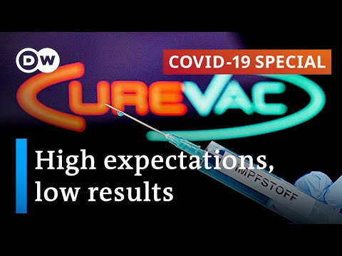 Why is Germany's CureVac vaccine just 48% effective? | Covid-19 Special