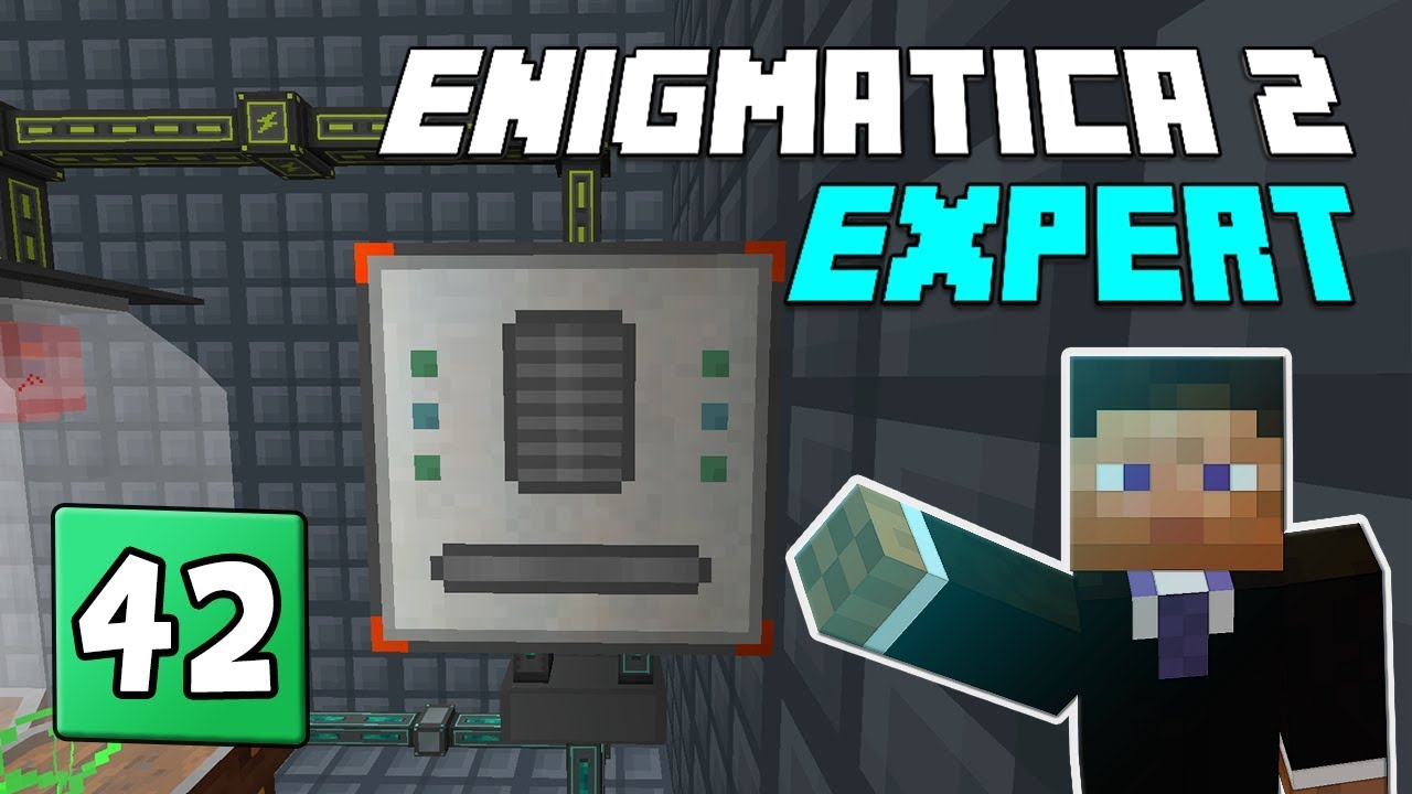 Enigmatica 2: Expert Mode - EP 42 | Mystical Agriculture seed